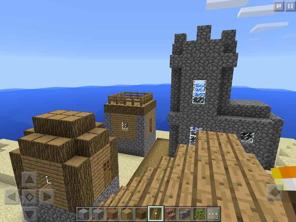 Floating Village - Church