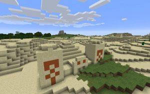 Desert Temple Minecraft Seed
