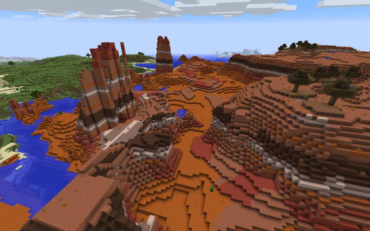 Mesa Biome