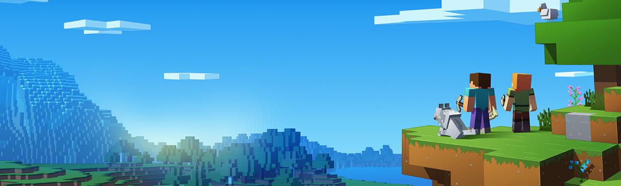 Mojang Relaunches Minecraft.net