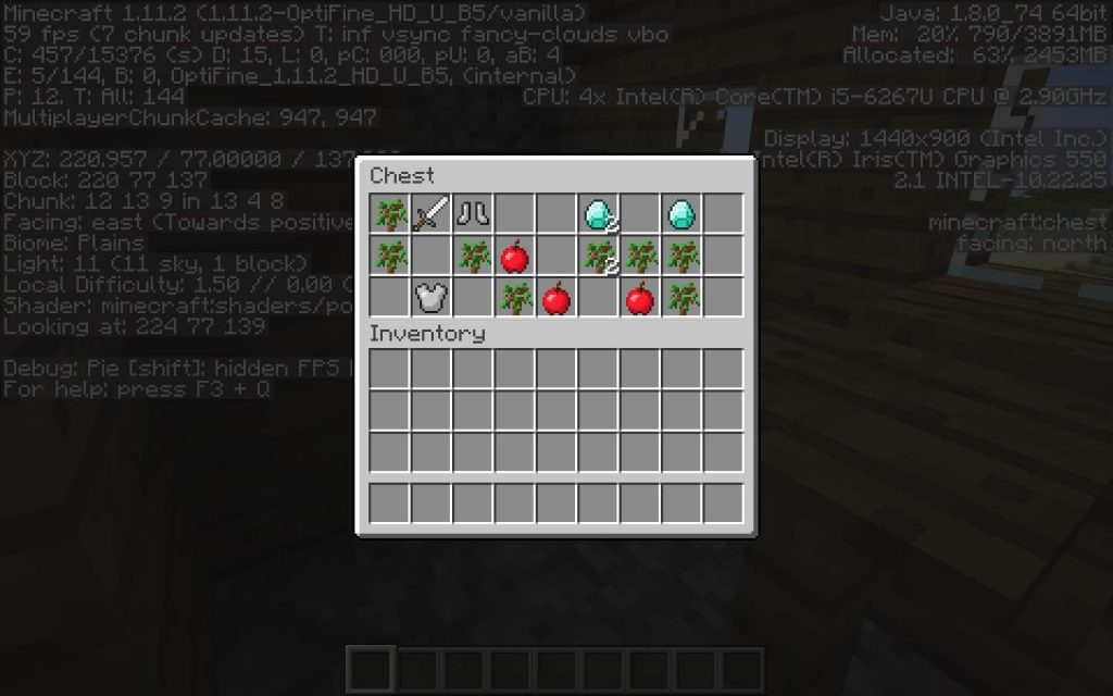 Diamonds and Loot