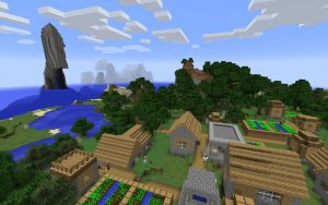 Village Seed for Mac/PC Minecraft