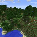 Dense Flower Forest - Minecraft Seed
