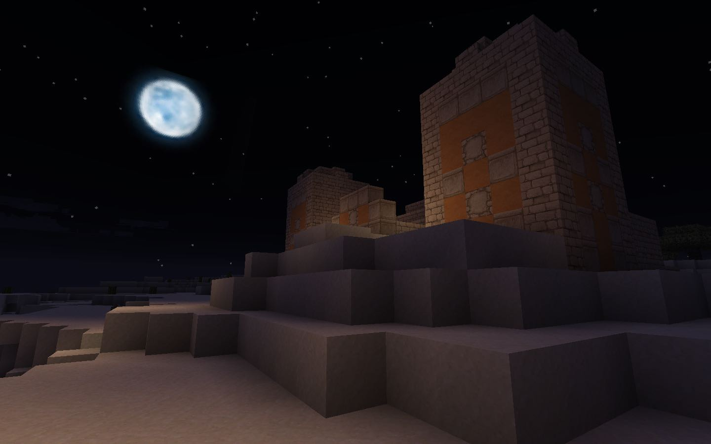 Desert Temple Seed for Minecraft PC/Mac