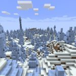 Ice Spike Seed for Minecraft