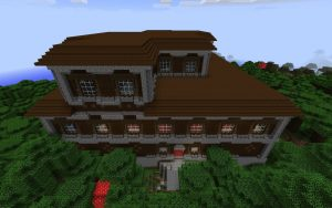 Mansion Minecraft Seed