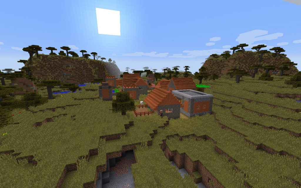 Two Villages - Village 1