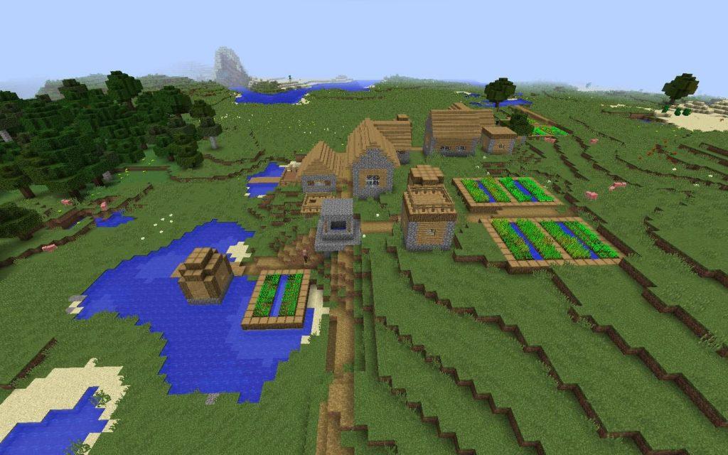 Two Villages - Village 2