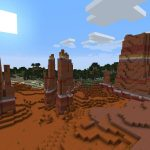 Minecraft Bryce Mesa Seed