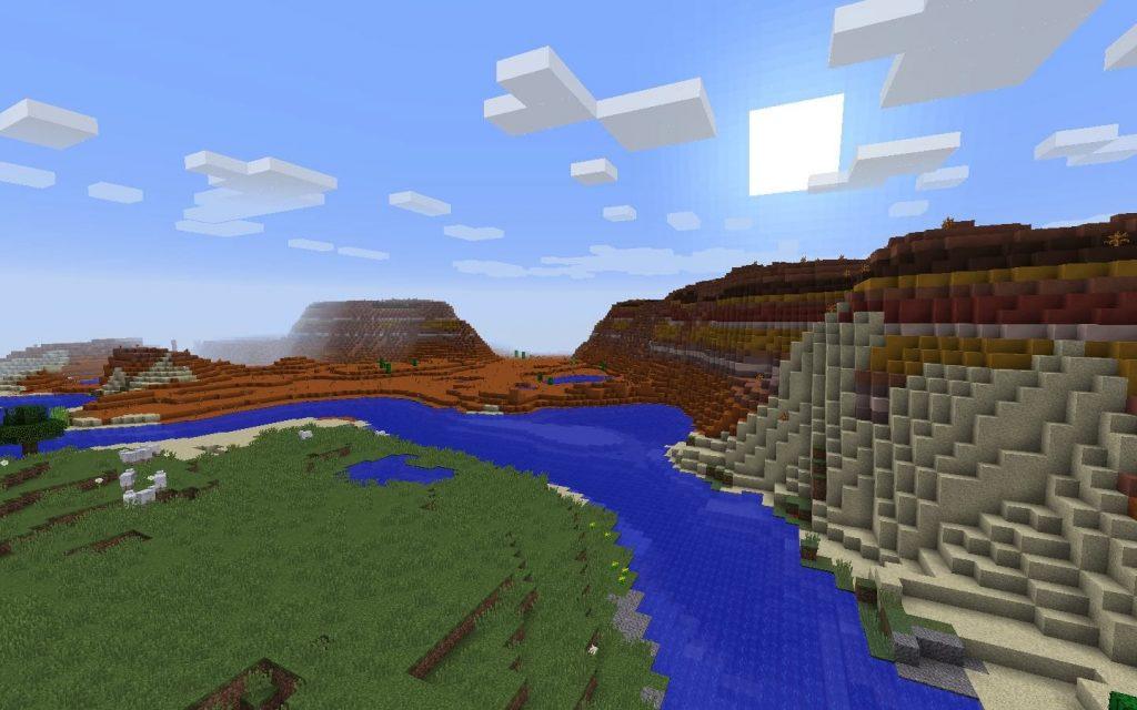Mesa Spawn View