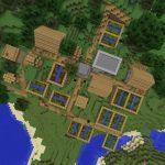 Minecraft Blacksmith Seed PC-Mac