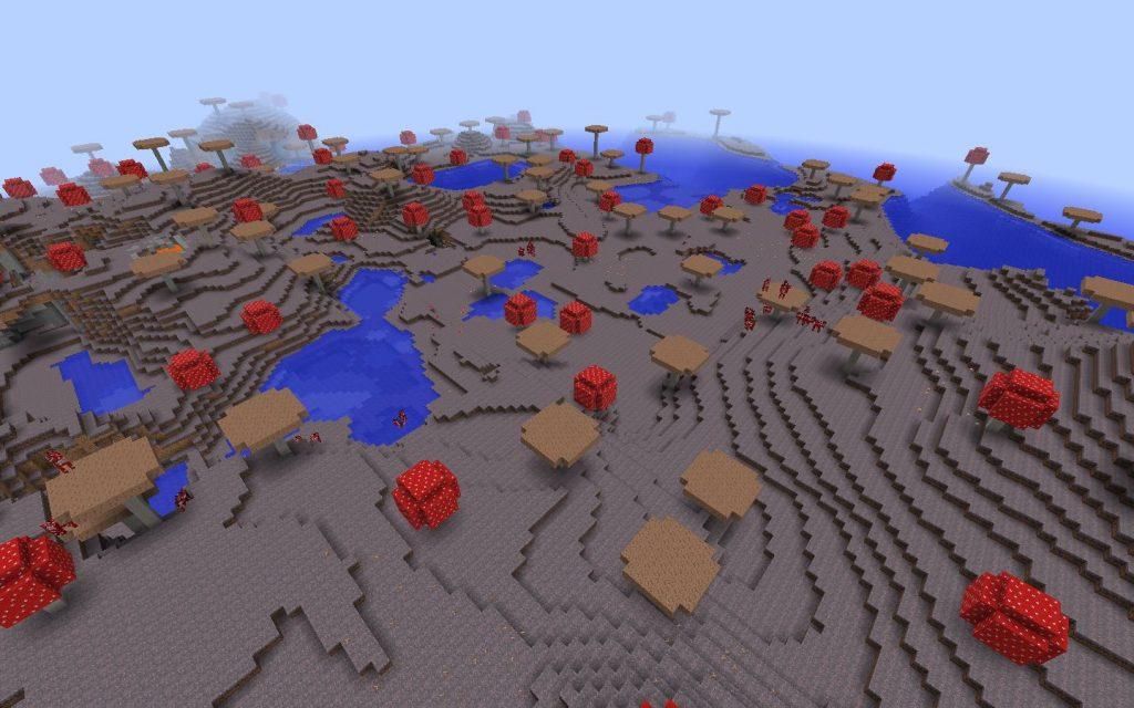 Large Mushroom Island Biome