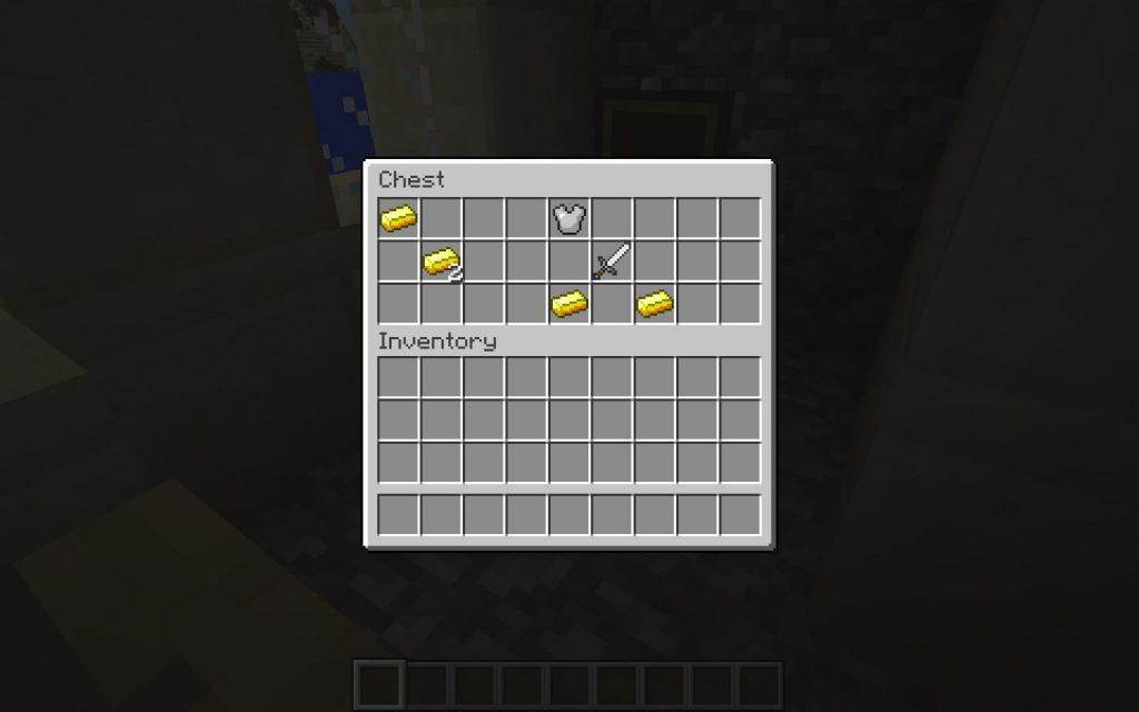 Blacksmith Chest Loot