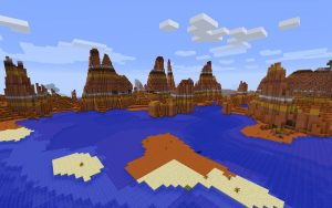 Bryce Mesa Seed for Minecraft PC
