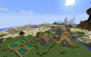 Iron Armor Blacksmith Village - PC Seedc