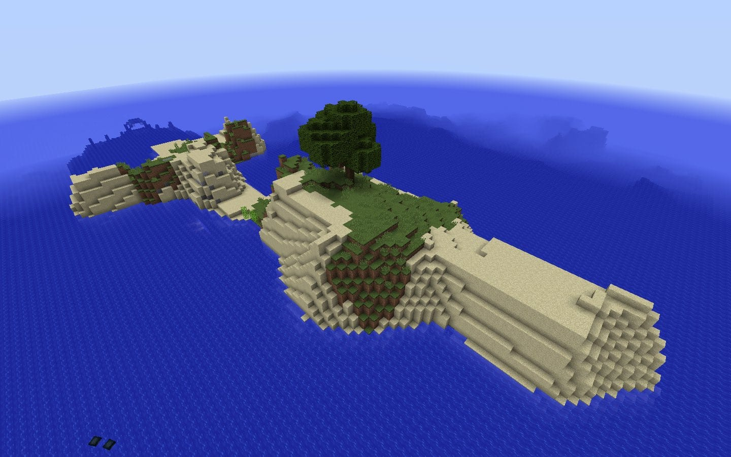 Minecraft Survival Island Seed