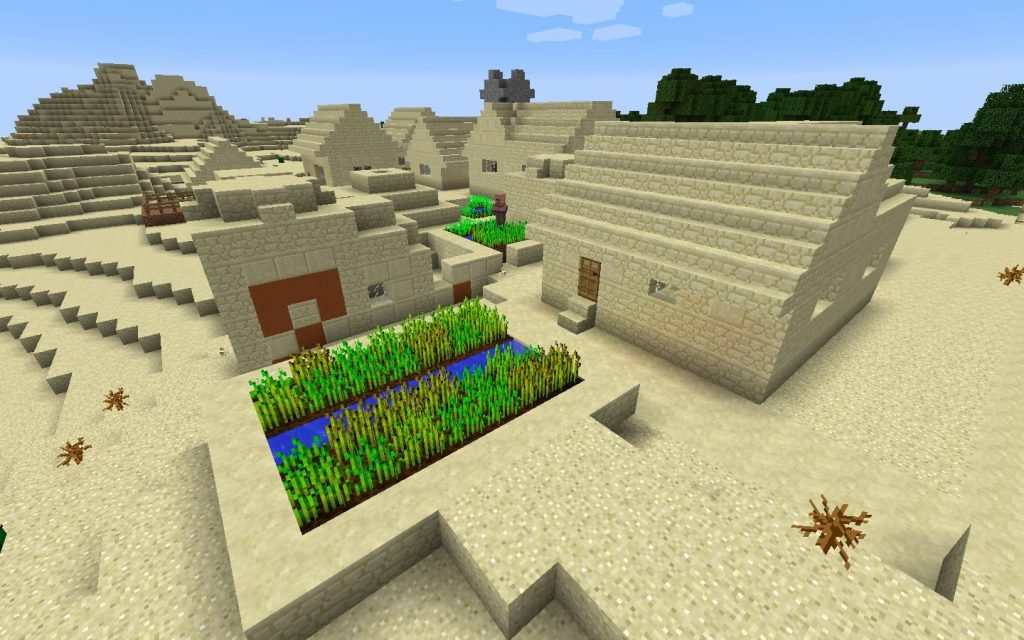 Minecraft Oasis For Mac