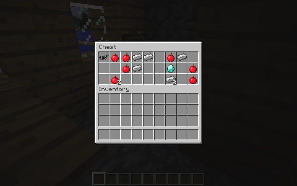 Village Blacksmith Chest Loot