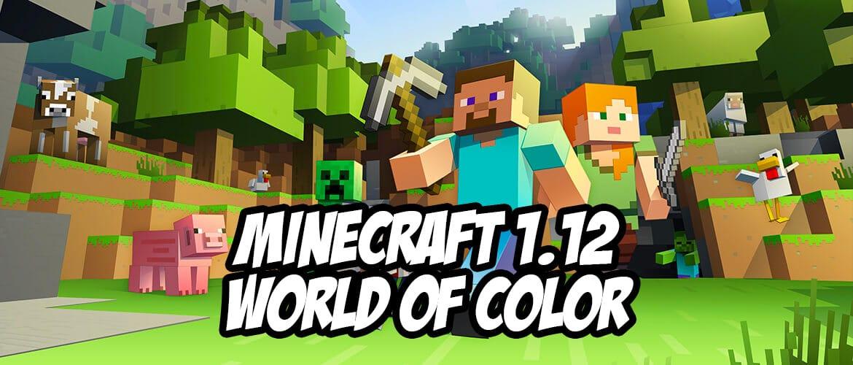 Minecraft 1.12 Java Edition Video