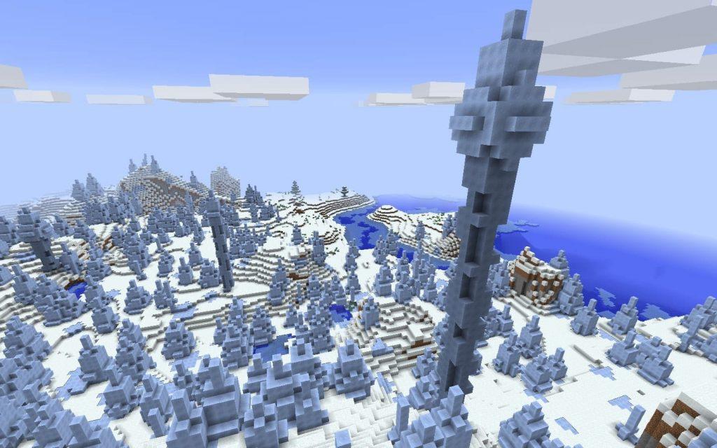 Ice Spike