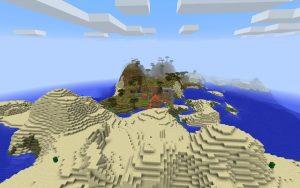 Zombie Village Spawn - Minecraft Seed HQ