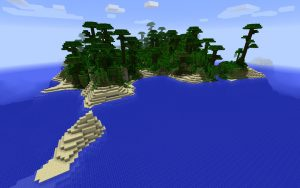 Minecraft Jungle Biome Seed