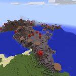 Mushroom Island Minecraft Seed