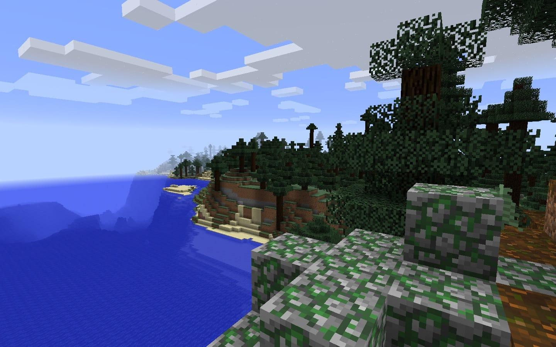 Minecraft Mega Taiga Seed