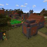 Zombie Village Spawn