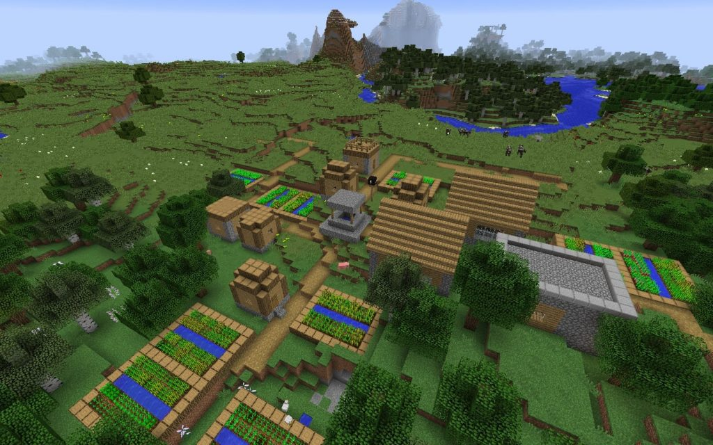 Blacksmith Village