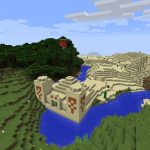 Desert Temple Seed for Minecraft Java Edition