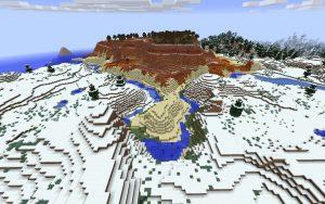 Mesa, Ice Plains Seed