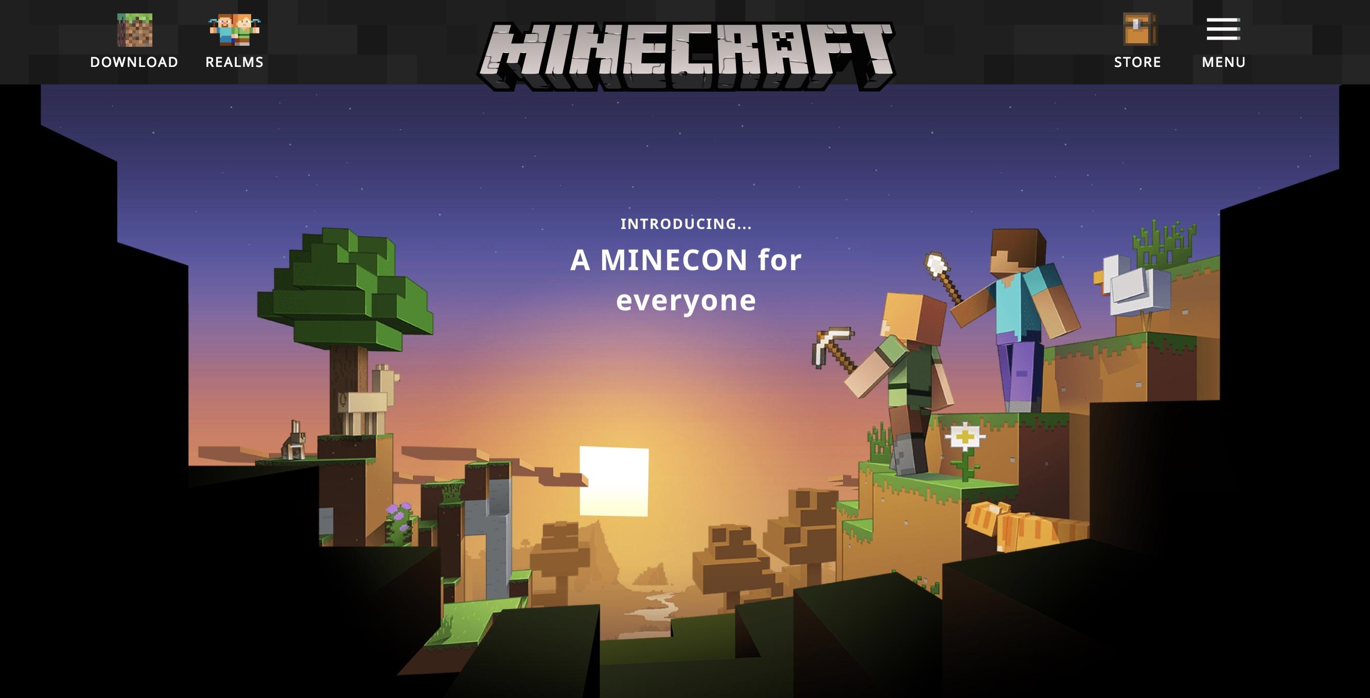 Minecon 2017 - Minecon Earth