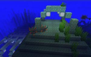 Ocean Monument / Ocean Ruin Seed - Minecraft 1.13