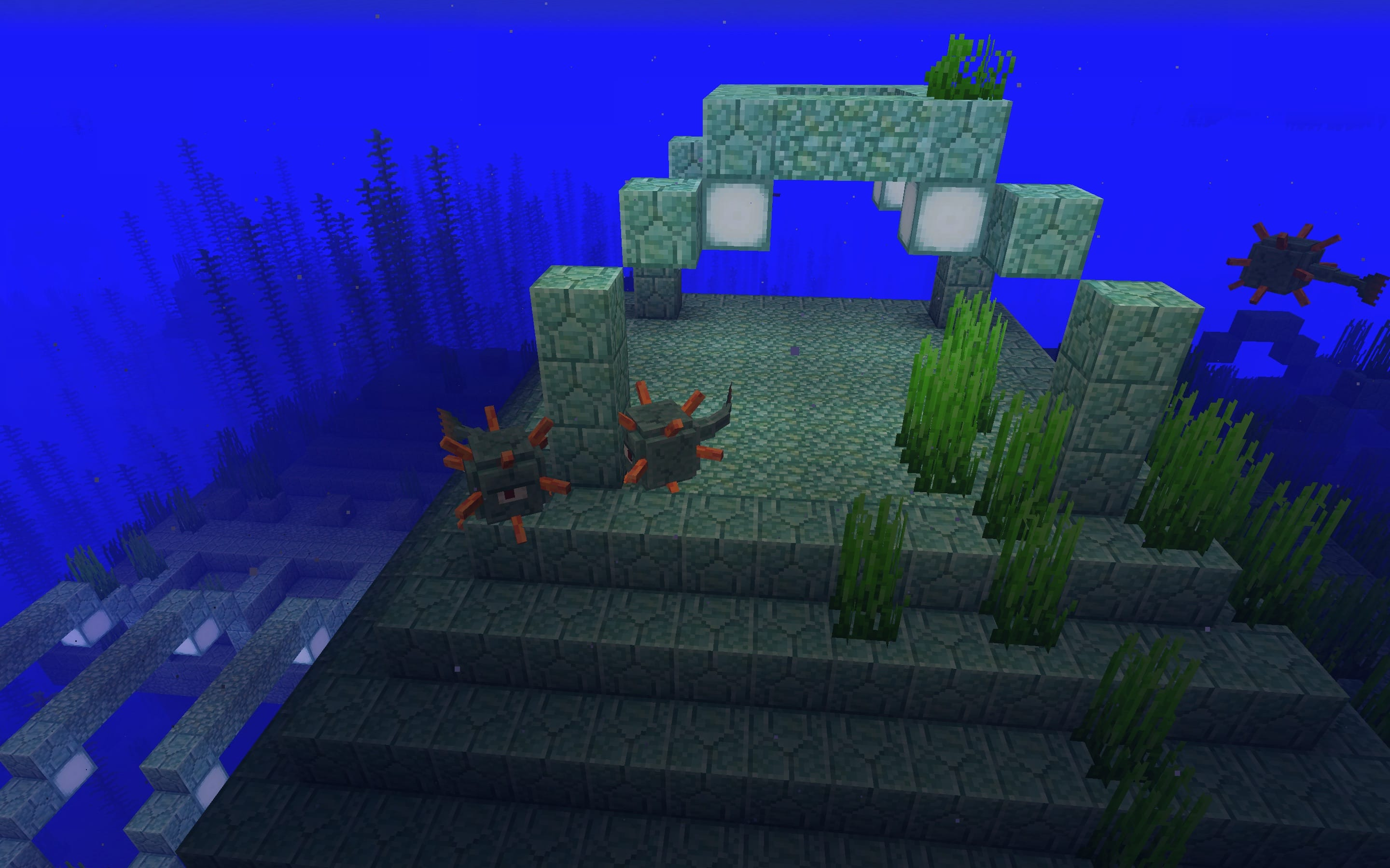 Minecraft Ocean Monument Seeds - Minecraft Seed HQ
