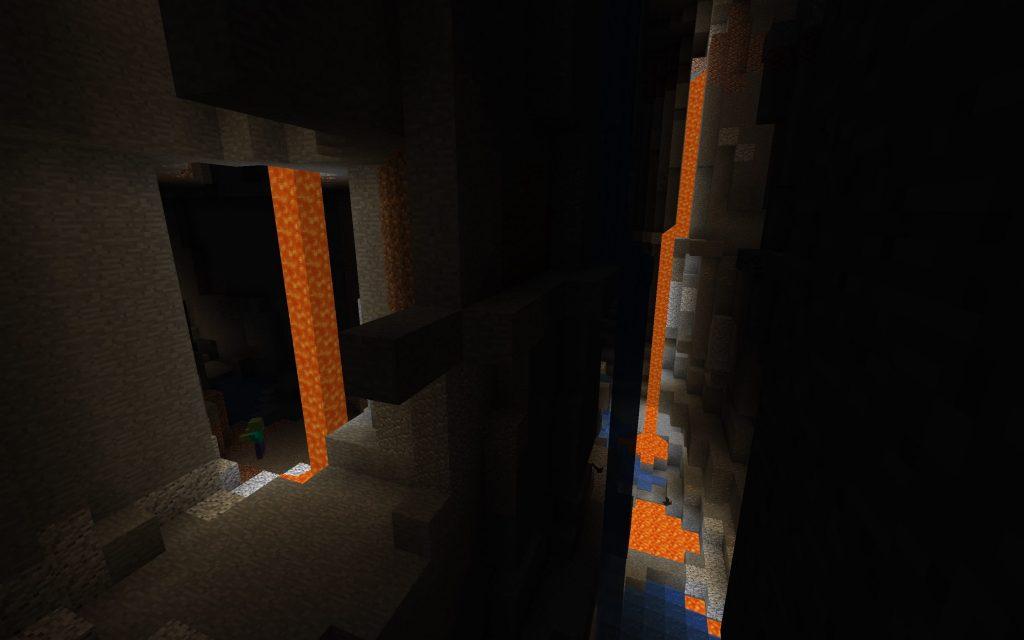 Underground Ravines
