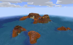 Badlands Minecraft Seed