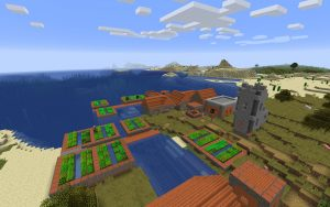 Blacksmith Village Seed