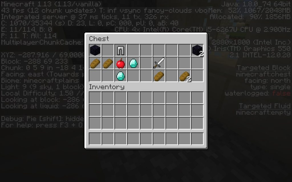 Blacksmith Chest 2