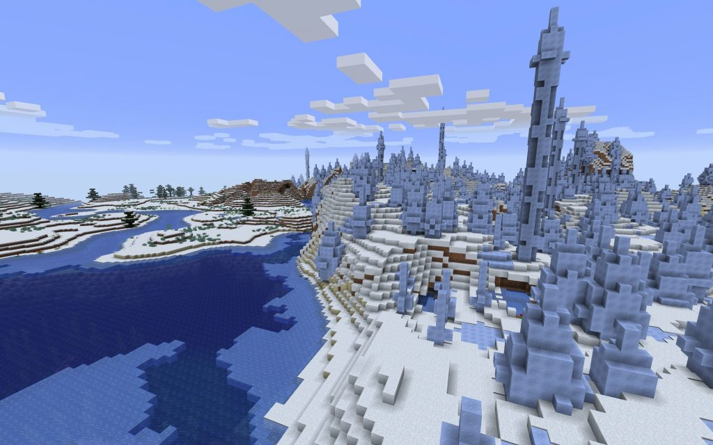 Ice Spike Biome
