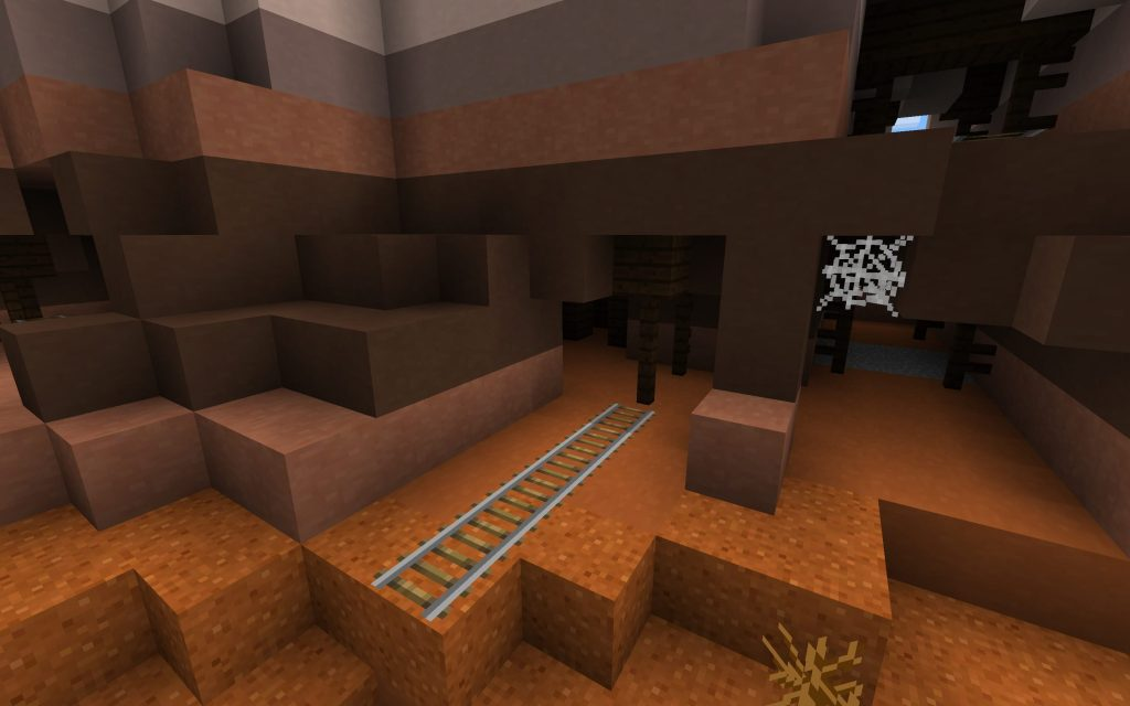 Mineshaft by Spawn