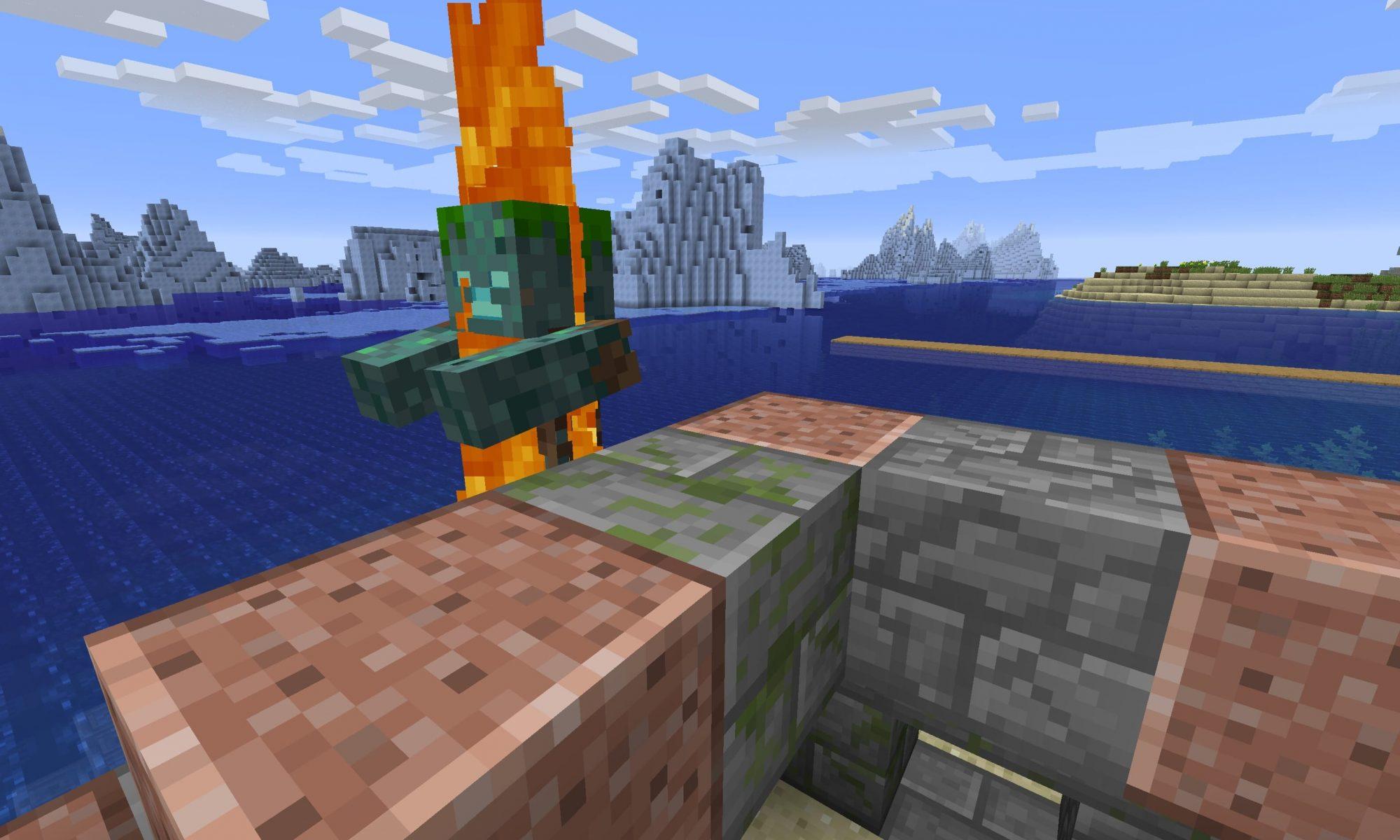 Ocean Ruin Seed - Drowned