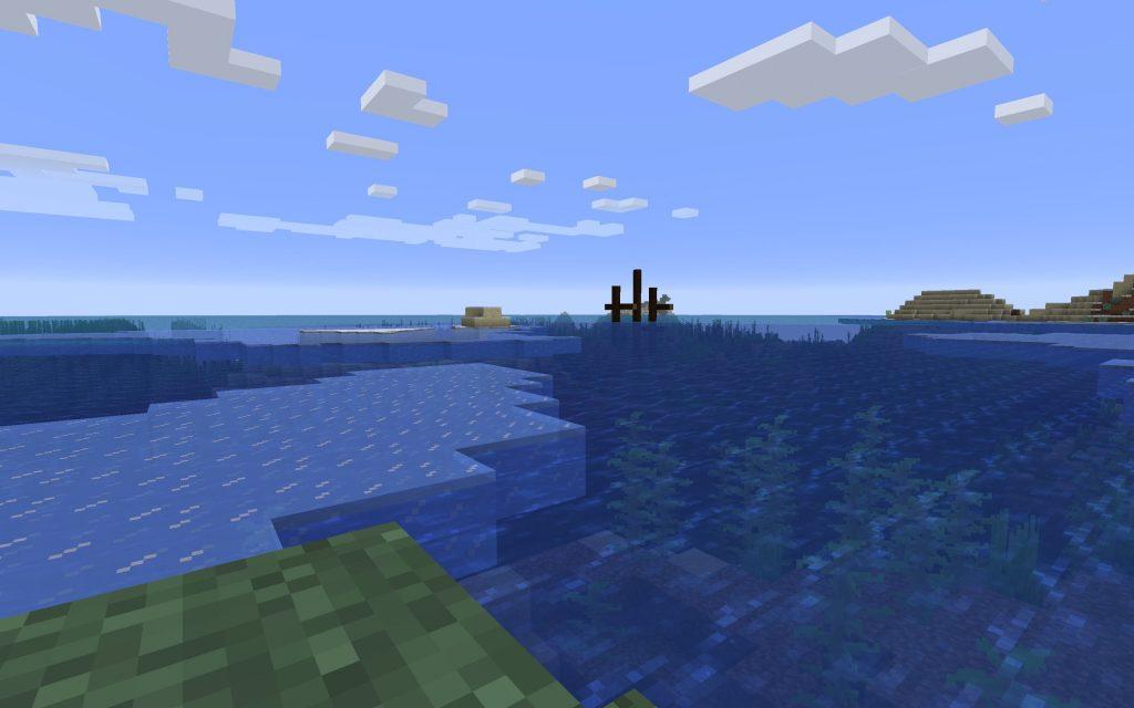 Shipwreck Seed Spawn