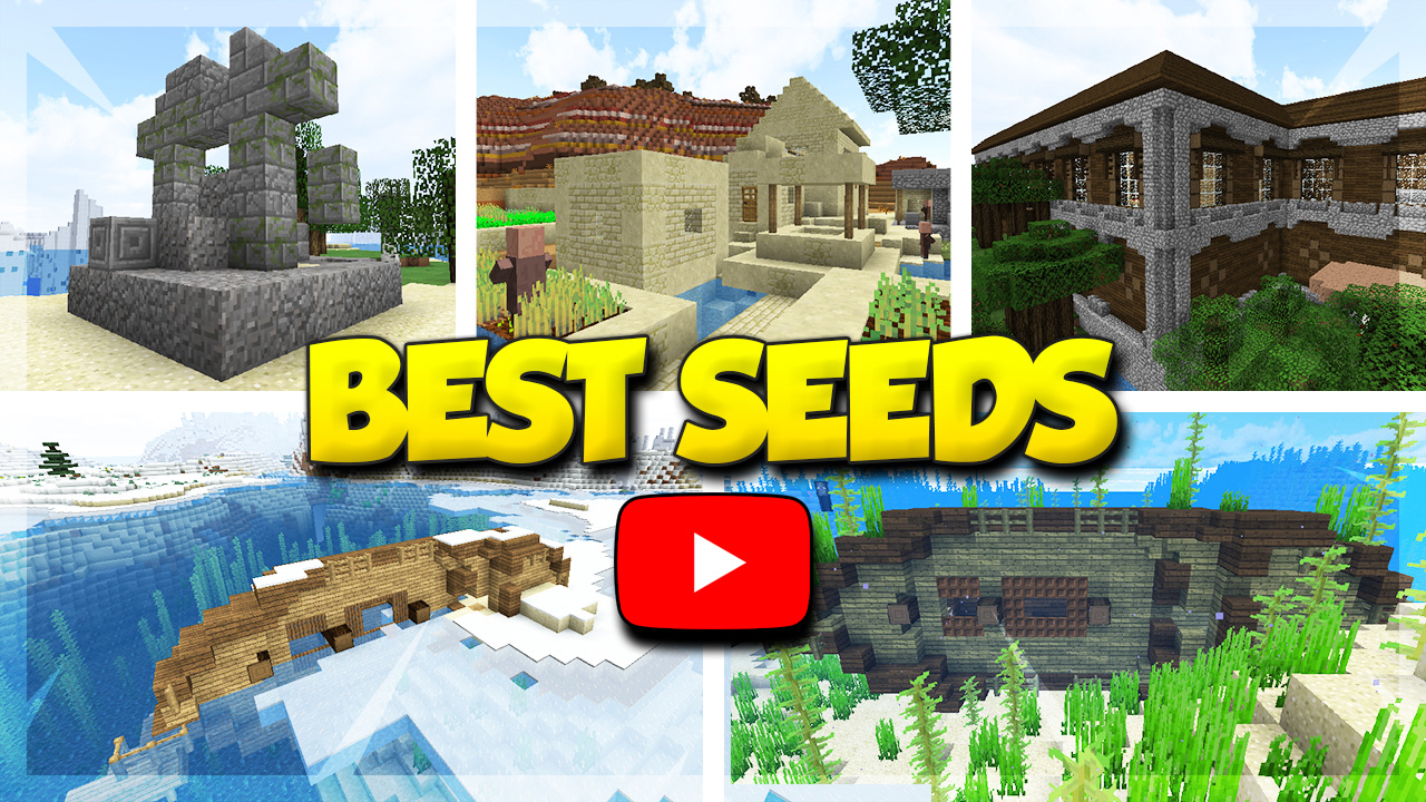 Top 5 Best Minecraft 1.13.1 Seeds - 2018