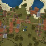 Double Blacksmith Seed for Minecraft PE/Bedrock