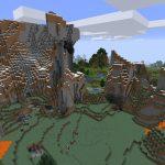 Minecraft Mountain Seed