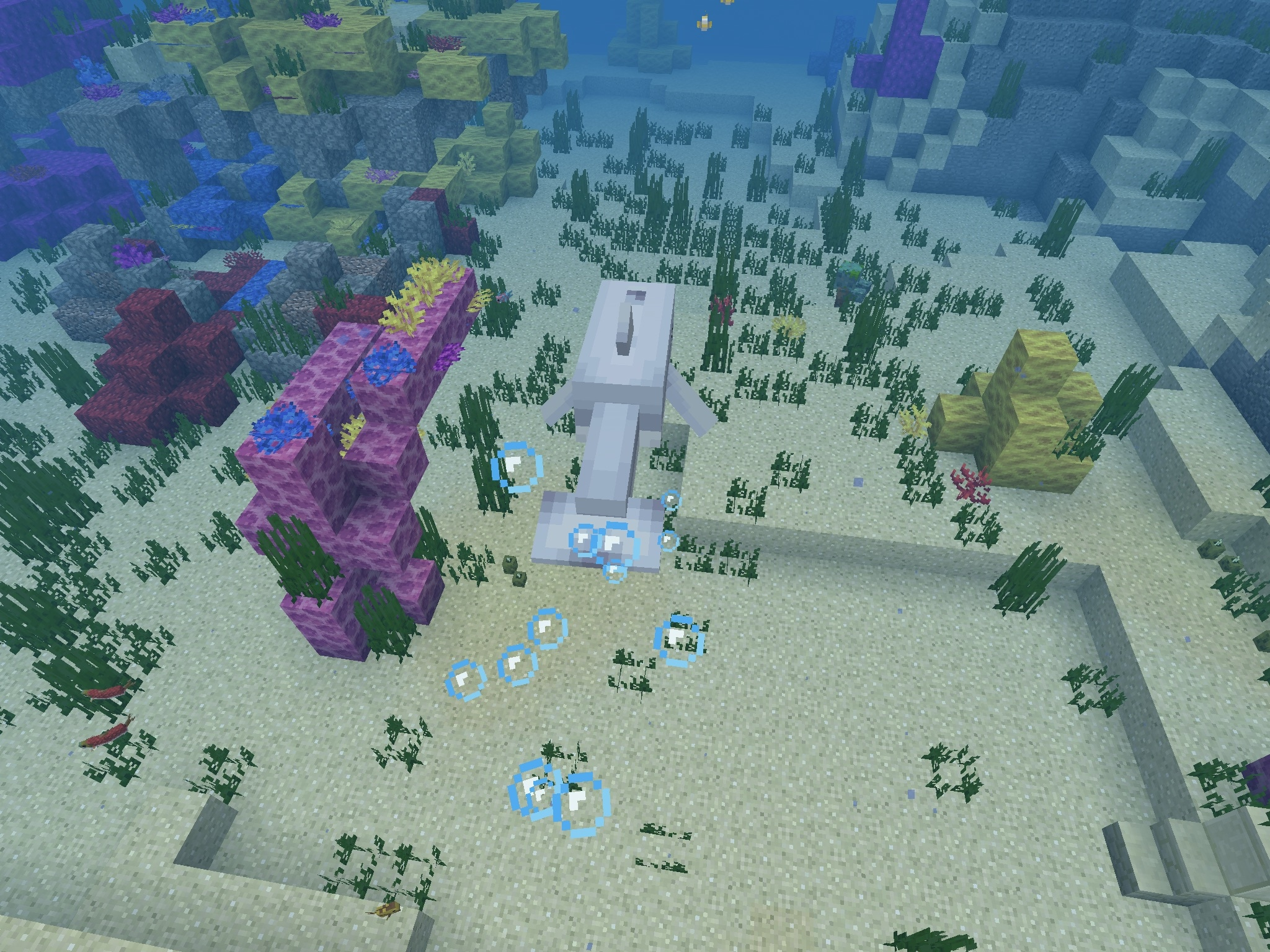 Coral Reef Seed PE/Bedrock