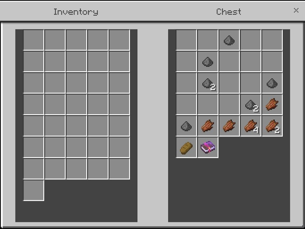 Dungeon Chest Loot
