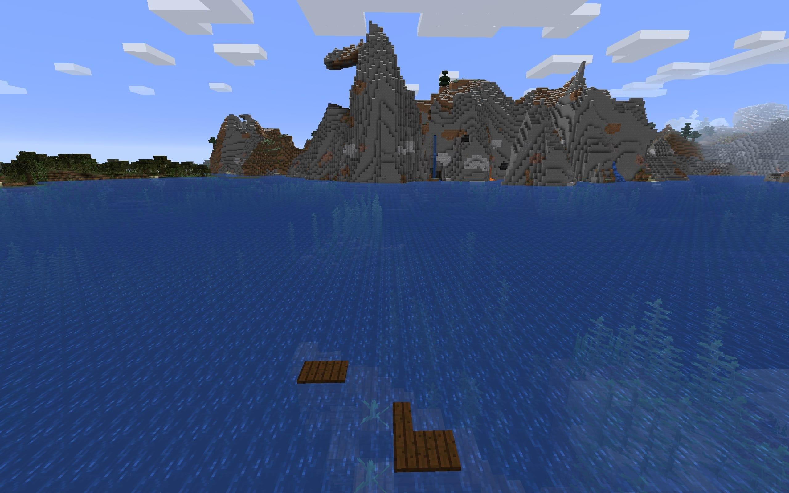 Minecraft Shipwreck Seed