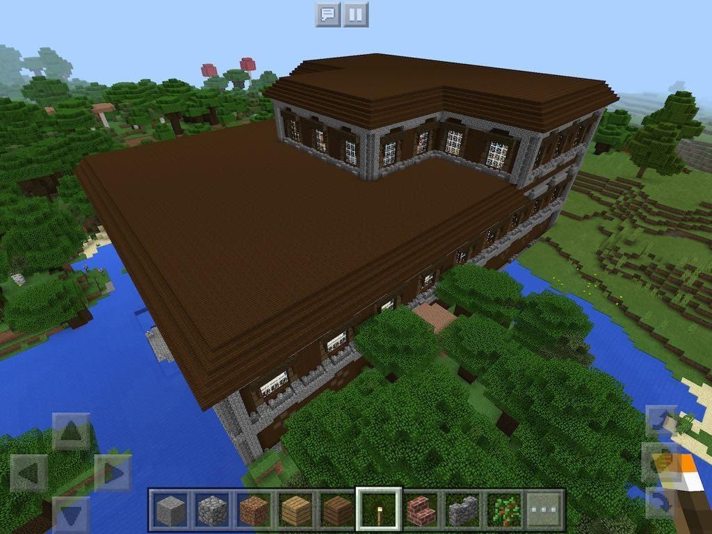 Mushroom Dig Mansion